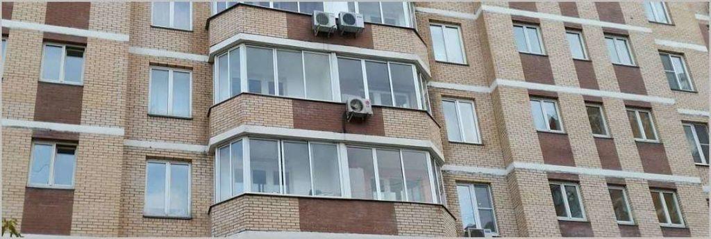 ПВХ окна и остекление балконов. Часть 1