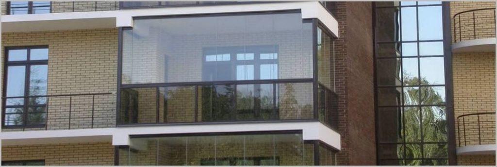Типы пластиковых окон и балконного остекления